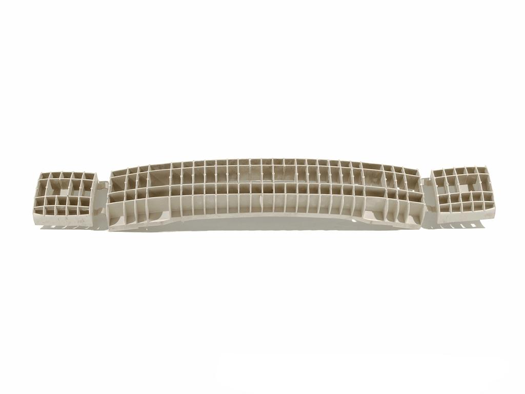Абсорбер бампера переднего Daewoo Nexia (2002-2007)