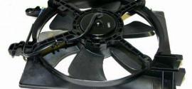 Вентилятор радиатора охлаждения Daewoo Matiz (2004-2015)