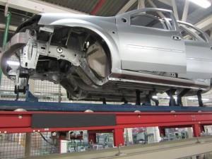 Оцинкованный кузов Daewoo