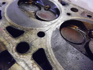 Трещина в блоке цилиндров Daewoo Nexia